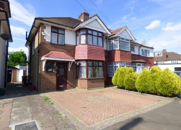 Thumbnail 3 bedroom semi-detached house for sale in Shirley Close, Hounslow