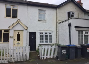Thumbnail 2 bedroom cottage for sale in The Avenue, Egham