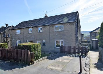 Thumbnail 3 bed semi-detached house for sale in Longlands Avenue, Huddersfield