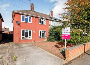 3 bed semi-detached house for sale in Brocklesby Road, Scunthorpe DN17