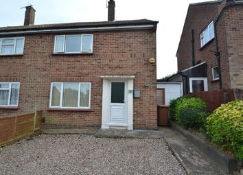 Thumbnail 2 bed semi-detached house for sale in Windsor Road, Wellingborough, Northamptonshire