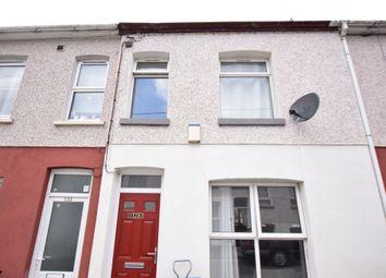 Thumbnail 3 bed terraced house for sale in Arail Street, Six Bells, Abertillery