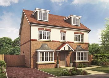 Thumbnail 5 bed detached house for sale in Adlington Road, Wilmslow