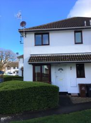 Thumbnail 1 bed end terrace house to rent in Yeolland Park, Ivybridge