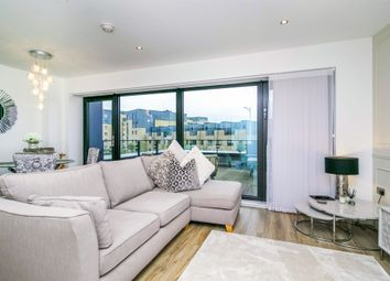 Thumbnail 2 bed flat for sale in Watkiss Way, Cardiff