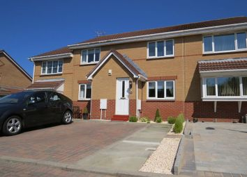 Thumbnail 2 bed terraced house for sale in Denholm Way, Musselburgh