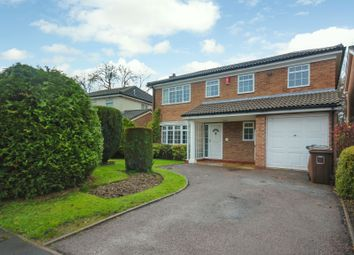 6 bed detached house for sale in Trustin Crescent, Solihull B92