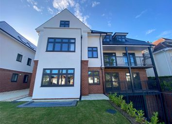 Thumbnail 2 bed flat for sale in Penn Hill Avenue, Lower Parkstone, Poole, Dorset
