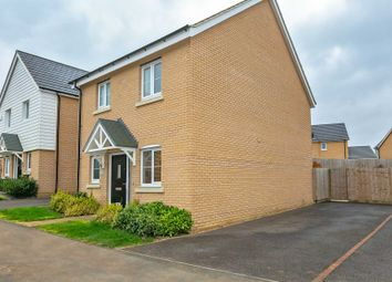 Thumbnail 3 bed detached house for sale in Millfield Gardens, Redhouse Park, Milton Keynes