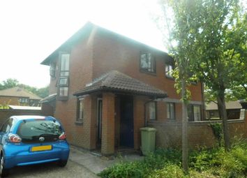 Thumbnail 1 bed flat to rent in Bentall Close, Willen, Milton Keynes