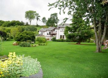 Thumbnail 6 bed detached house for sale in Linn Road, Stanley, Perthshire