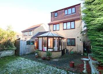 Thumbnail 4 bed detached house for sale in Bill Rickaby Drive, Newmarket