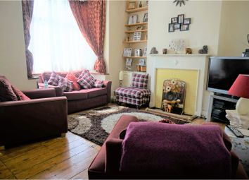 Thumbnail 3 bed terraced house for sale in Rodney Road, Mitcham