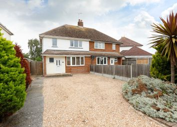 Thumbnail 2 bed semi-detached house for sale in Grafton Road, Broadstairs