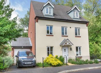 Thumbnail 5 bed detached house for sale in Bath Vale, Congleton, Cheshire