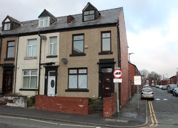 Thumbnail 3 bed end terrace house for sale in Edenfield Road, Cutgate, Rochdale