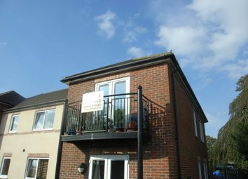 Thumbnail 2 bed flat for sale in Station Road, Brough