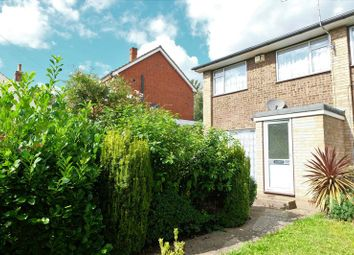 Thumbnail 3 bed end terrace house for sale in Chichester Close, Aveley, South Ockendon