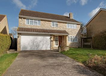 Thumbnail 3 bed detached house for sale in Balmoral Road, Trowbridge