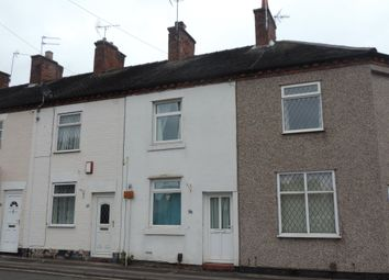 Thumbnail 2 bed terraced house to rent in Station Road, Stone