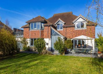 Thumbnail 6 bed detached house for sale in Abbotswood, Burpham, Guildford