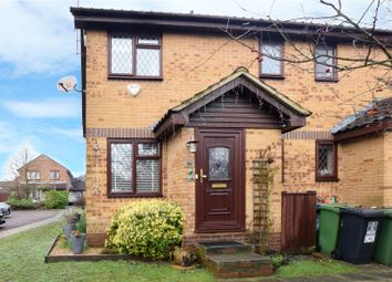 Thumbnail 1 bed end terrace house for sale in Cedar Wood Drive, Watford, Hertfordshire