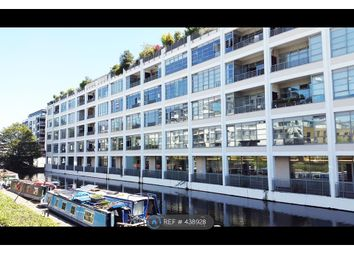 Thumbnail 2 bed flat to rent in Canal Building, London