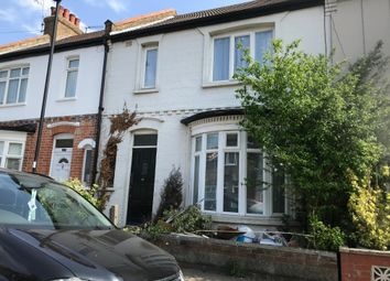 Thumbnail 3 bed terraced house to rent in Salisbury Road, Enfield