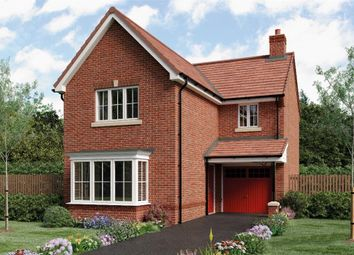 "Thumbnail 3 bed detached house for sale in ""Orwell"" at Hind Heath Road, Sandbach"