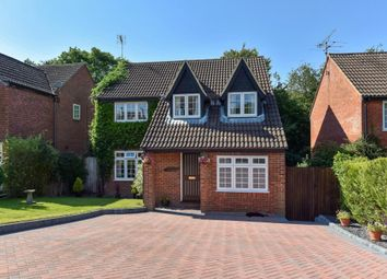 Thumbnail 4 bedroom detached house for sale in Macdonald Close, Amersham