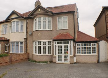 Thumbnail 5 bed semi-detached house to rent in Leysdown Road, London
