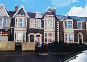 Thumbnail 1 bed property to rent in Cowbridge Road East, Canton, Cardiff