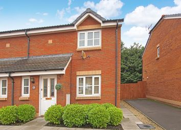 Thumbnail 3 bed end terrace house for sale in 6, Amelia Close, Newport, Newport