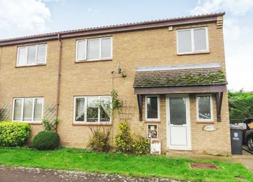 Thumbnail 3 bed semi-detached house for sale in Tower Close, Bassingbourn, Royston