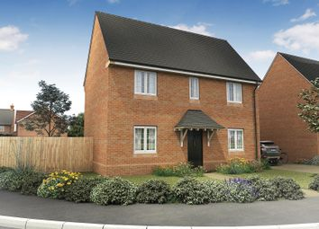 "Thumbnail 3 bedroom detached house for sale in ""The Trelissick"" at Roman Road, Bobblestock, Hereford"