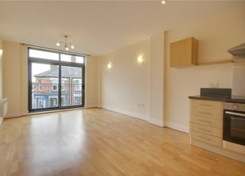 Thumbnail 2 bedroom flat for sale in Charles House, Guildford Street, Chertsey, Surrey