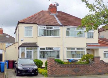Thumbnail 3 bed semi-detached house for sale in Campbell Drive, Broadgreen, Liverpool