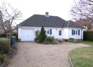 Thumbnail 2 bed detached bungalow to rent in Saxonfields, Snape, Saxmundham
