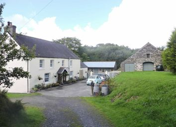 Thumbnail 4 bed farm for sale in New Moat, Clarbeston Road, Pembrokeshire