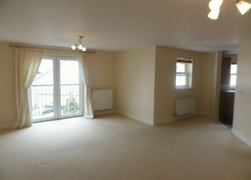 Thumbnail 2 bed flat to rent in Union Close, Bideford