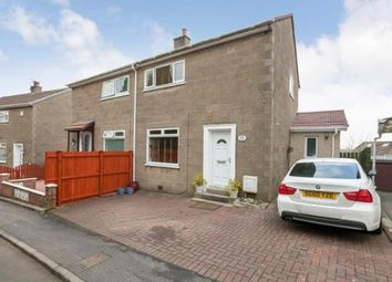 Thumbnail 2 bedroom semi-detached house for sale in Kinarvie Crescent, Glasgow, Lanarkshire