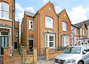 Thumbnail 4 bed property for sale in Grove Road, Windsor, Berkshire