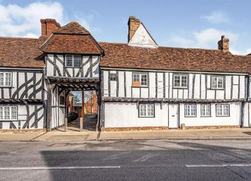 Thumbnail 2 bed property for sale in High Street, Elstow, Bedford