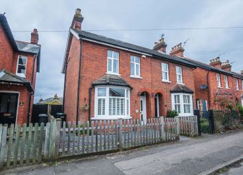 Thumbnail 3 bed semi-detached house for sale in Camden Road, Maidenhead
