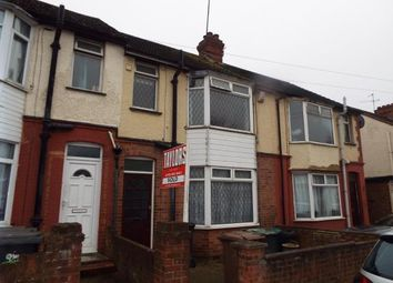 Thumbnail 2 bedroom terraced house for sale in Fitzroy Avenue, Luton, Bedfordshire