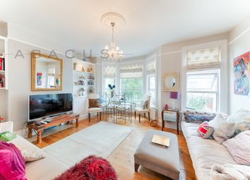 Thumbnail 2 bed flat for sale in Burrows Road, Kensal Rise