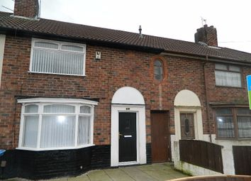 Thumbnail 3 bed terraced house to rent in Stonefield Road, Liverpool