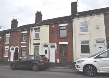 Thumbnail 2 bedroom terraced house for sale in George Street, Fenton, Stoke-On-Trent