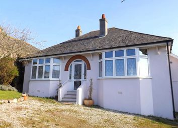 Thumbnail 2 bed bungalow for sale in Church Hill Road, Hooe, Plymouth