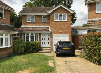 Thumbnail 4 bed detached house for sale in The Rowans, Billericay